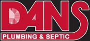 Dan's Plumbing & Septic Services Logo