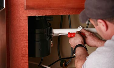Garbage Disposal Installation Services Minnesota